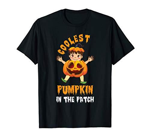 Coolest Homemade Costumes (Pumpkin Patch For Boys Coolest Halloween Cute Halloween Gift)