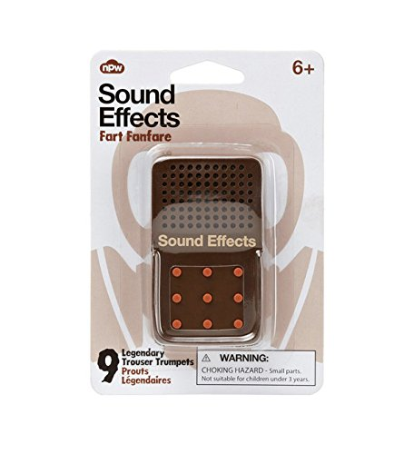NPW-USA Sound Effects Fart Fanfare Machine