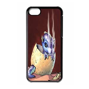 CHENGUOHONG Phone CaseDragon Art Desigh For Iphone 5c -PATTERN-19