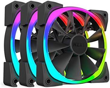 NZXT Aer RGB Computer case Fan - Ventilador de PC (RF-AR140-T1 ...