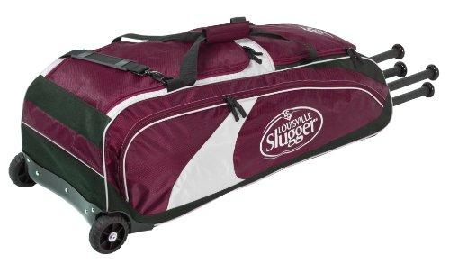 Louisville Slugger EB 2014 Series 5 Rig Baseball Bag, Maroon