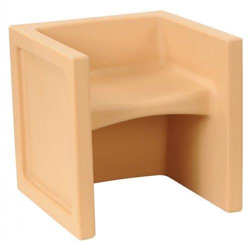 Kaplan Cube Chair - Natural