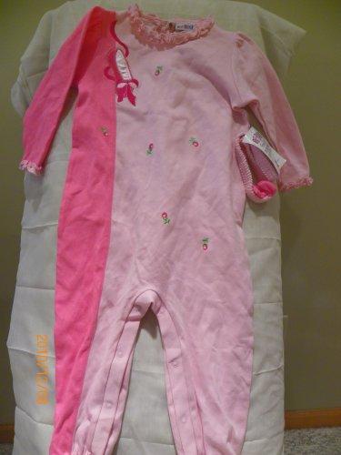 OKIEDOKIE girls 2 piece set size 24 months