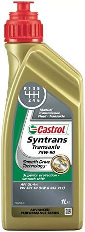 Castrol Syntrans Transaxle 75W-90: Amazon.es: Coche y moto