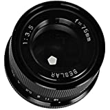 Beseler 75mm f/3.5 Beslar Enlarging Lens for Medium Format Negatives.