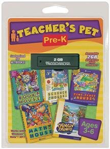 Teacher's Pet: Pre K