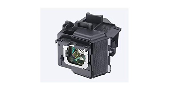 Genuine OEM Replacement Lamp for 3D Perception SX 40 X 15e X 15i Projector Power by Philips IET Lamps with 1 Year Warranty