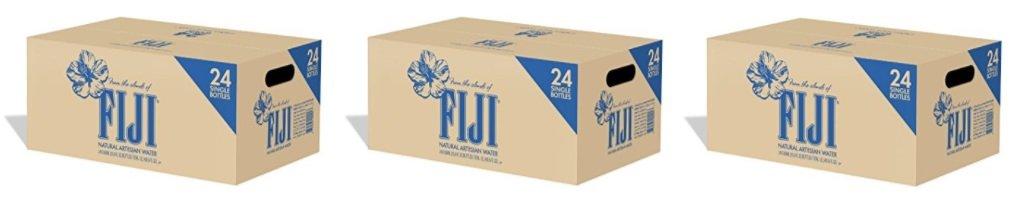 FIJI Natural Artesian Water, 16.9 Fl Oz (3 Pack of 24)