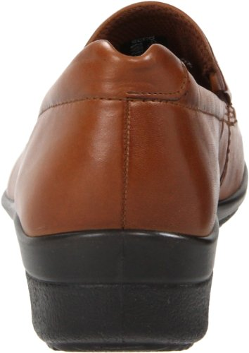 Ecco Mujeres Corse Slip-on Wedge Walnut