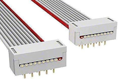 DIP CABLE H6MMH-1018G Pack of 50 HDM10H//AE10G//HDM10H