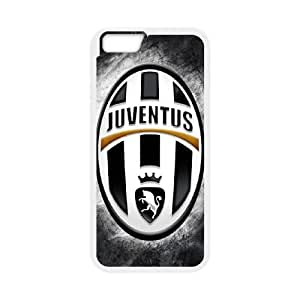 Protection Cover Kiqgr iPhone 6 Plus 5.5 Inch Cell Phone Case White Juventus Personalized Durable Cases