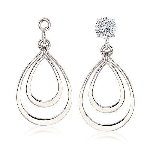 Ross-Simons 14kt White Gold Do