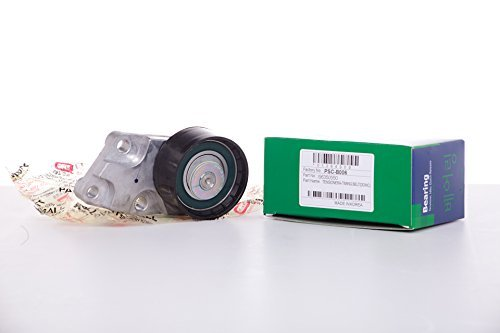 Price comparison product image Parts-mall Timing Belt Tensioner for Chevy Chevrolet Aveo 1.6 Doch Daewoo Nubira 1.6 Doch Lanos 1.6 Doch Part: 96350550,  25183772,  5094008601,  05494236
