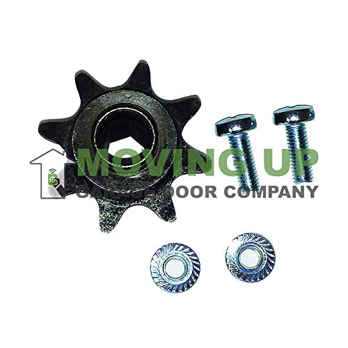 Genie 38415A Chain Drive Sprocket Garage Door Opener 1022 1024, 1042, 2022, 2024 ()