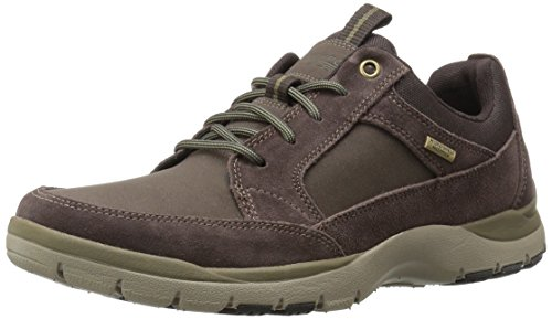 Rockport Men's Kingstin Waterproof Blucher Fashion Sneaker