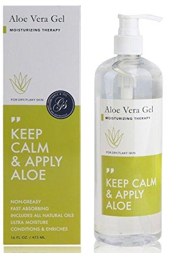 Nuovo  Gel di Aloe Vera - Umidità Therapy (473ml) con pompa - non ... 7e70c8c49dcf