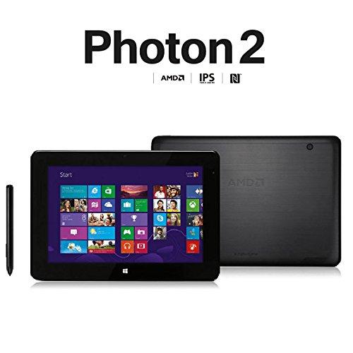 10インチ Windowsタブレット 英/中文版 日本語設定対応 Photon2 (AMD A6 Micro-6500T-APU 1.2GHz/ 4GB /64GB eMMC/無線(a/b/g/n/ac)/10インチ (1920x1200)/ Win10 Home(64bit))