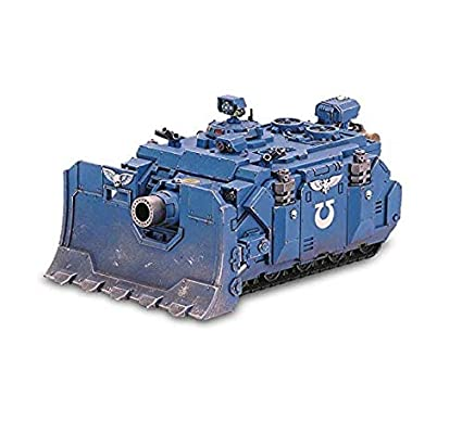 Games Workshop Warhammer 40K Space Marine Vindicator Mk II