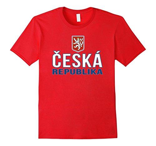 CESKA Republica T shirt Soccer Narodak product image