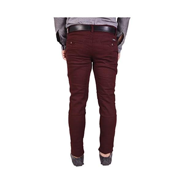 41Ed1b8V%2B4L Nation Polo Club Men's Slim Fit Casual Trouser