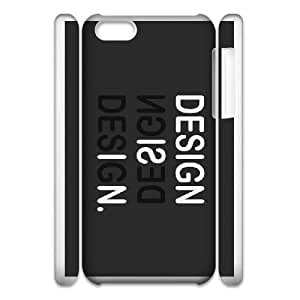 design typography i iphone 6s 4.7 Inch Cell Phone Case 3D White yyfD-095892