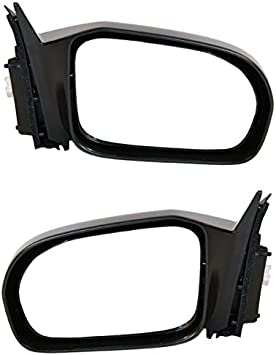 08-12 Accord 2-Door Coupe Power Heated Rear View Mirror Left Right Side SET PAIR