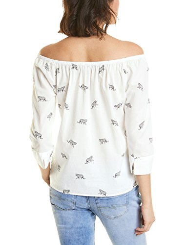 Multicolor Para Mujer One off Blusa 20108 White Street Eq6IwzxA