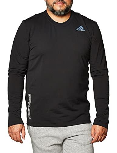 adidas Herren Sha Gold T-Shirt, Black/Black, 3XL