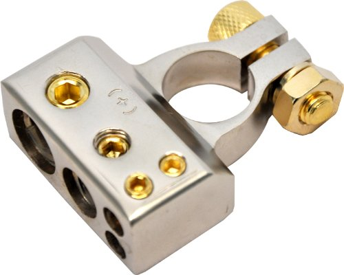DB Link BTP2 Positive Battery Terminal (Gold Car Battery Terminals)