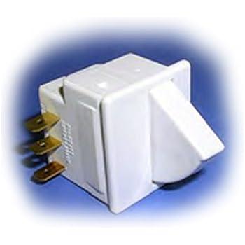 Light switch for refrigerators MODEL SW-188-11  sc 1 st  Amazon.com & Amazon.com: General Electric WR23X10179 Door Switch: Home Improvement