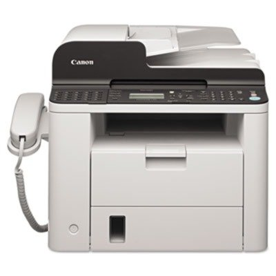 Canon FAXPHONE L190 Laser Fax Machine, Copy/Fax/Print (CNM6356B002)