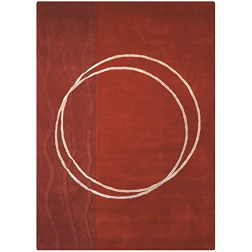 Safavieh Rodeo Drive Collection RD624A Handmade Modern Abstract Multicolored Wool Area Rug (5' x - Drive Rodeo Collection
