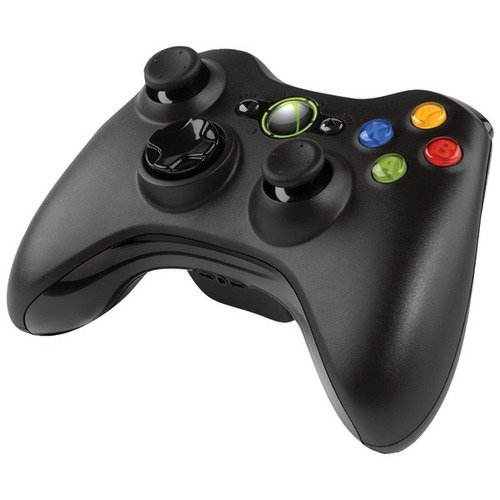 Photo - Microsoft NSF-00023 Xbox 360 Gaming Controller (Certified Refurbished)