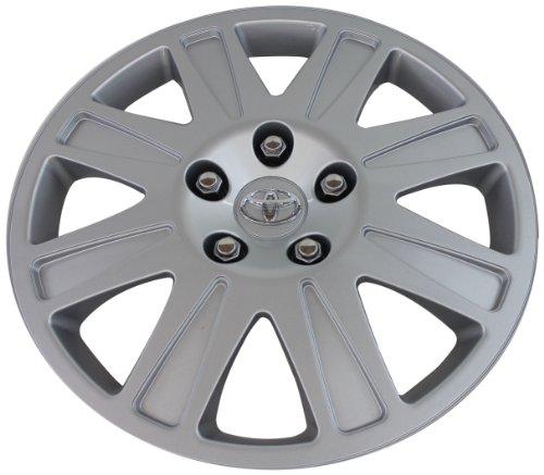genuine toyota hubcap - 2