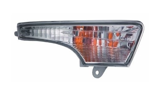 (Nissan Altima Sedan 13 Parking Signal Light Assembly RH USA Passenger Side CAPA)
