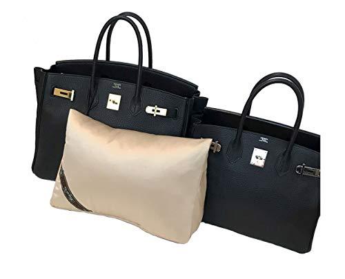 68097315ca72e Bag-a-Vie Purse Pillow Shapers For Birkin 35 Purse Pillow Storage Handbag  Shaper