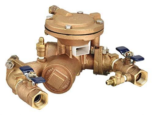Reduced Pressure Zone Backflow Preventer ()