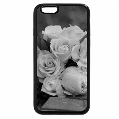 iPhone 6S Plus Case, iPhone 6 Plus Case (Black & White) - The best thing to hold onto in life is each other.