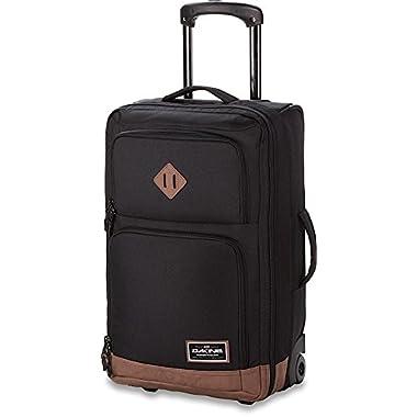 Dakine Voyager Roller Travel Bag, Black, 36 L