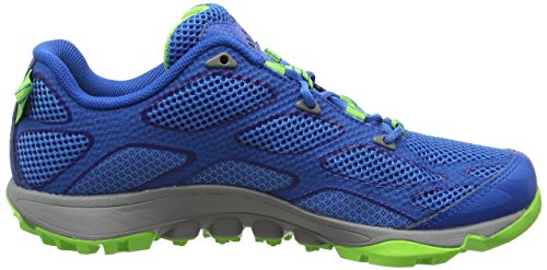 ColumbiaConspiracy IV - Zapatillas de running hombre Multicolor - Multicolor (Static Blue/Black)