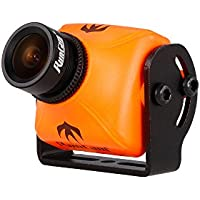 Goolsky RunCam Swift 2 600TVL 2.5mm Lens 130° FOV FPV Camera OSD w/ IR Blocked NTSC for QAV250 Racing Drone Quadcopter Aerial Photography