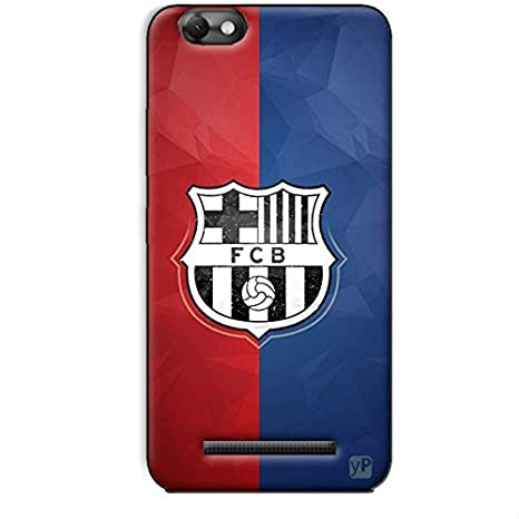 finest selection 94311 bafcc yP FCB Design Hard Back Case Cover for Lenovo Vibe C: Amazon.in ...
