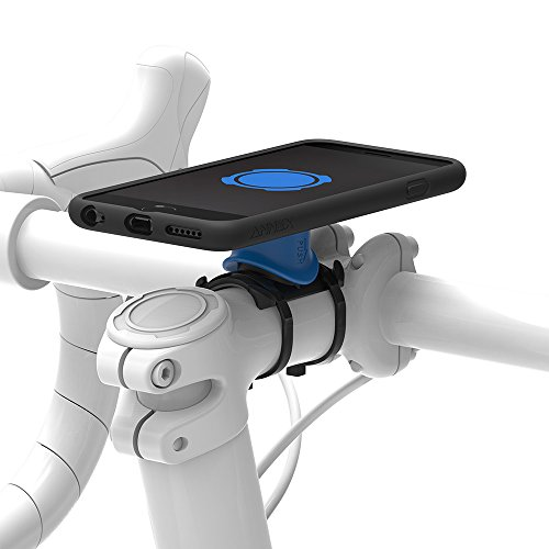 Quad Lock Bike Mount Kit for iPhone 6 / 6s (Best Iphone 6 Mount For Bike)