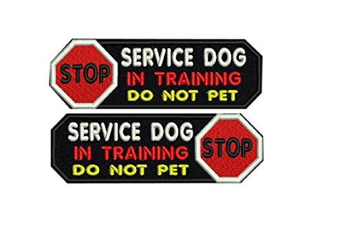 service dog patch stop - 5