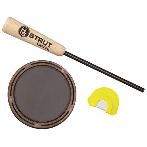 Hunters Specialties H.S. Strut Smokin' Gun Slate Pan ()