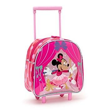 Valise à roulettes Minnie Mouse petit format oWOvp