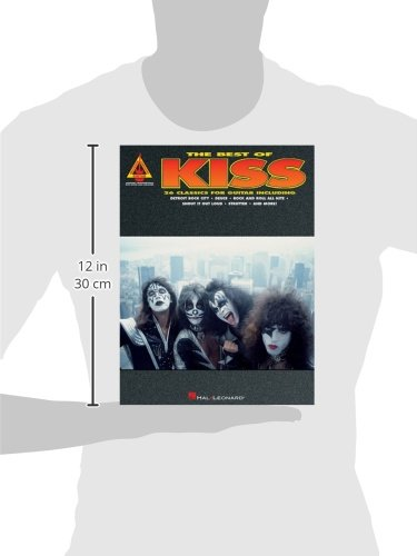 Amazon.com: The Best of Kiss (0073999949032): KISS: Books