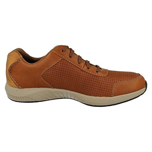 CLARKS Calzature Stringate 125288 Sirtis Mix 1