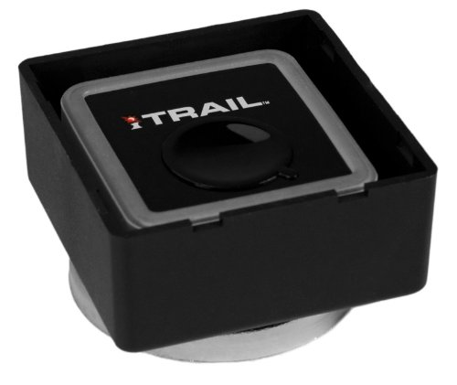 SleuthGear iTrail GPS Logger With Magnetic Case by KJB