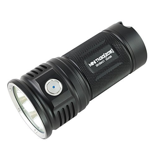 ThruNite Mini TN30 3660 Lumens Triple Cree XP-L V6 LEDs Torch Sustainable Turbo Mode Best Choice of 3000 Lumen Flashlight! (Mini TN30 XPL NW)
